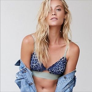 NWT Free People 'wild one' bralette